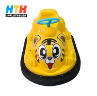 Crazy electric kids cars 12v for amusement park