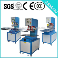 Factory direct sale, conveyor belt welding machine with special security protection