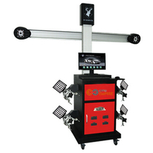 Car repair shop wheel alignment car lifting equipment
