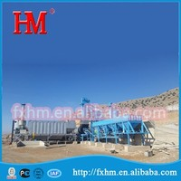 Portable Asphalt Batch Plant HMAP-US4000,China Asphalt Plant Exporter