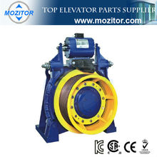 elevator company|Traction System|elevator gearless traction machine MZT-MG-G250|lift traction motor