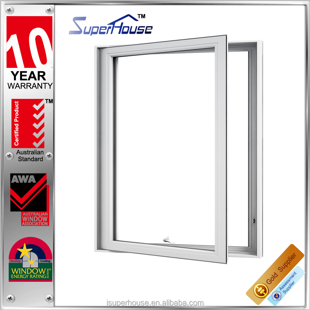 Top grade AS2047 standard french windows for hot selling