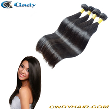 wholesale natural color straight peruvian remy hair 100 virgin human hair extensions