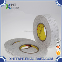 High adhesive strength double-sided adhesive tape 0.125mm PET heat tape sticky 3M 55258