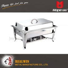 2016 hot selling products induction cooker chafing dish pot , indian chafing dish