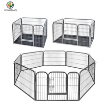Heavy Duty Portable metal outdoor exercise dog fence