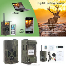 3G Antenna hunting camera Game Video Scouting Infrared Trail Cam HD 1080P MMS GPRS