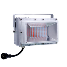 waterproof full spectrum mini 50w led grow light 2835 led grow light for vegetables growth