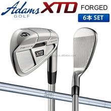 [golf iron set] Golf XTD Forged iron set 6pc(5-PW)NS Pro 950GH steel shaft