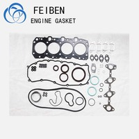 1KZ-TE 1KZ-T Automotive Spare Parts Car Engine Parts Full Gasket Set For Toyota LANDCRUISER 04111-67020 51010600