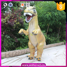 Parade Animal Costume Dinosaur Inflatable Walking Model W1486