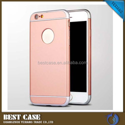 China supplier metal case cover for iphone 6 plus aluminum back cover