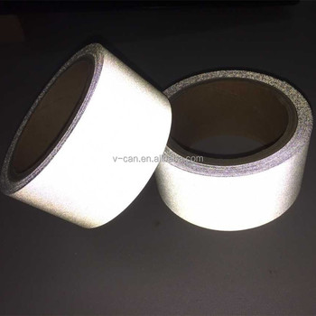 High Reflecting Reflective Tape for Clothing, Clothing Reflective Tape, Tape for Reflective Safety Cloth, RF-HW1006050