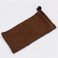 Washable Microfiber Soft Case Pouch Bag With Draw String