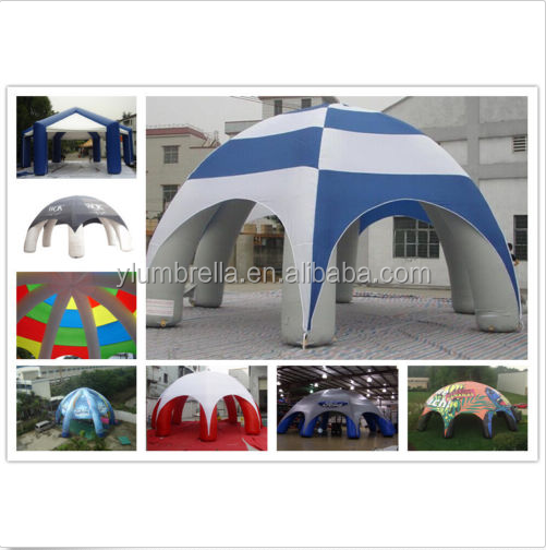 Customs Advertising Inflatable Arch tent with blower,ON wedding,race event