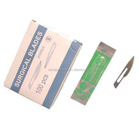 Disposable Stainless Steel /Carbon Steel Surgical Blades