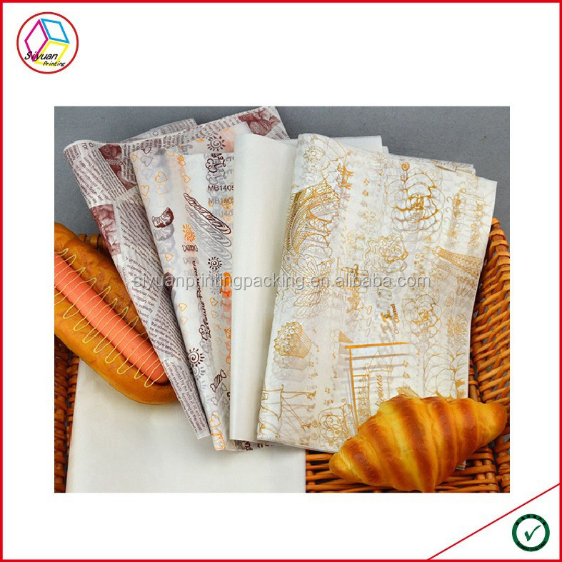 High Quality Grease proof Paper