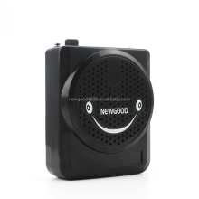 NewGood F30 professional portable power amplifier with FM radio and microphone for teachers