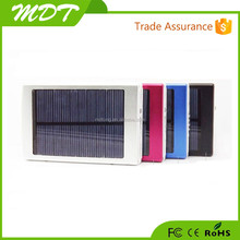 50000mah Solar power bank Charger Battery 50000 mAh Solar Panel Dual Charging Ports portable power bank