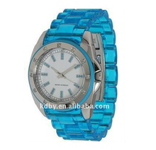 2013 innovation deigner inspired watch fashion clock electric blue