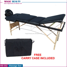 Cheap folding chiropractic bed / chiropractic massage table for sale