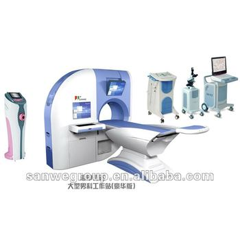 SW-3605 Andrology/Urology---Male sexual dysfunction diagnostic and therapeutic apparatus