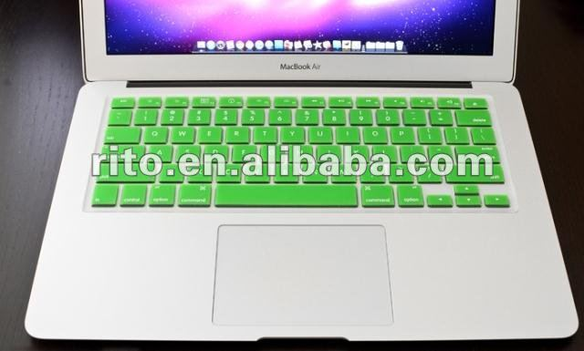 "Accessories for Macbook Pro 15.4"",Silicone Colorful Keyboard Cover"