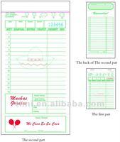 Invoice printing, Bar Code printing,