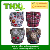 2015 new arrival Eco-friendly THX Newborn AIO cloth diaper/nappy