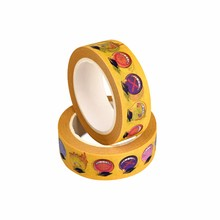 Wholesale free sample customized available bangladesh washi paper tape