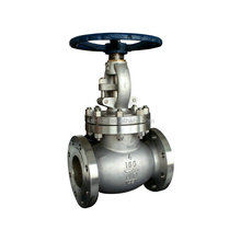Newest Factory Sale ANSI Flanged harga globe valve 316 Globe Control check valve price
