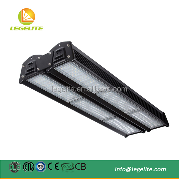 100W 150W 250W 300W 200W LED Industrial Linear High Bay Lighting