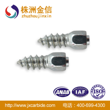 wholesale carbide screw tire studs for shoes/bicycle /Motorcycle /car /truck