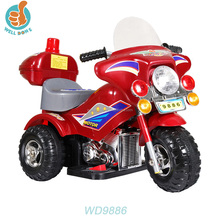 CE model radio control high quality play racing car games online kids pedal motorcycle WD9886