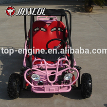 Hot selling new gas off road 2 seat children electric 110CC kids go karts