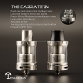 Vaping Carrate RTA 24 with Teslacigs 3 and get great vape experience