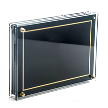 Mass supply great quality business transparent photo frame wall mounted picture frames