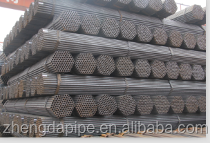 Top 10 manufacturer High frequency ERW steel pipe direct buy from China
