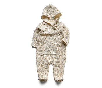 Factory Directly Provide High Quality winter baby romper warm