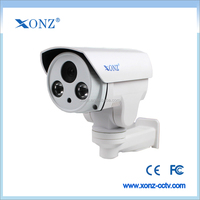CE FCC home security camera alarm system with sim card outdoor PTZ bullet camera