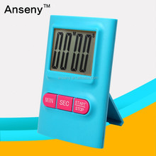 Anseny factory price Electronic Countdown Timer Kitchen Timer