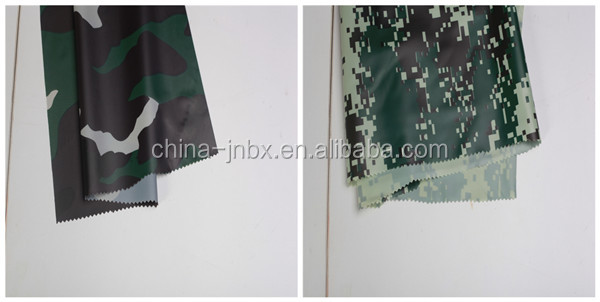 camouflage soft pvc film