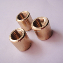 cnc turning brass parts custom manufacturing, cnc turned brass copper bushing/ bush or sleeve