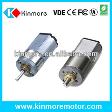 micro high quality high torque dc gear motor with EMC test