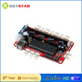 electronic control board Sanguinololu Rev 1.3a assembled 3d printer control board