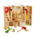Pretend Play Tools and Accessories Best Choice Products Kids Tool Box