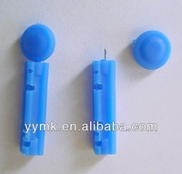 hot sale disposable Rubber plug and cap