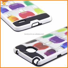 new fashion color prints hard back phone cover case for LG Bello 2