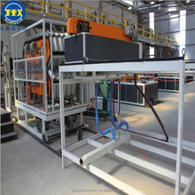 pc pp ps pvc edge banding ceiling glazed tile packaging luggage pe hollow profile sheet production extrusion line making machine