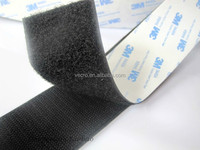 hook and loop tape with 3M adhesive